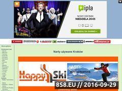 Miniaturka domeny www.narty.friko.pl