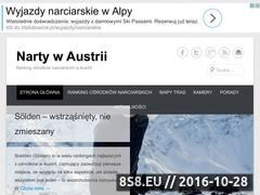 Miniaturka domeny nartywaustrii.com.pl