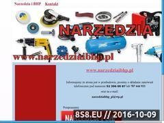 Miniaturka domeny narzedziaibhp.pl