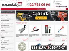 Miniaturka domeny www.narzedzianonstop.pl