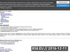 Miniaturka domeny www.nasionatraw.pl