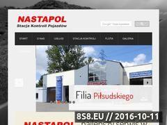 Miniaturka domeny www.nastapol.com.pl
