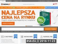 Miniaturka domeny www.nasze-imiona.pl