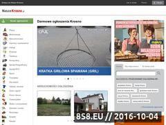 Miniaturka domeny www.naszekrosno.pl