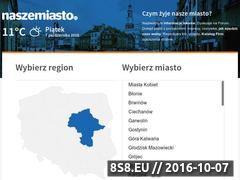 Miniaturka NaszeMiasto.pl - sieć miejskich serwisów informacyjnych (www.naszemiasto.pl)