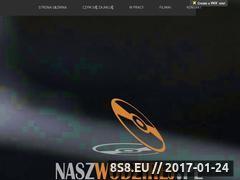 Miniaturka domeny www.naszwodzirej.pl