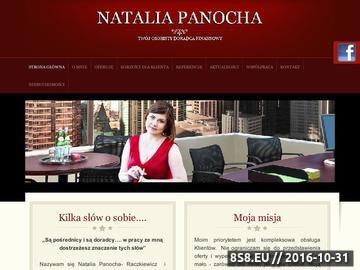 Zrzut strony Kredyt hipoteczny Poznań