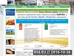 Miniaturka domeny www.natura.zdrowieapteka.pl