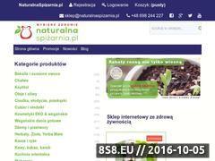 Miniaturka domeny www.naturalnaspizarnia.pl