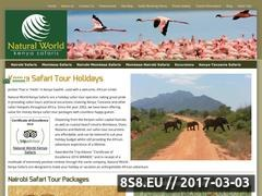 Thumbnail of Mombasa and Kenya Coast beach holiday safaris Website