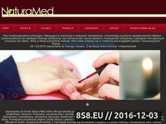 Miniaturka domeny www.naturamed.pl