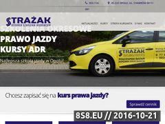 Miniaturka domeny naukajazdyopole.pl