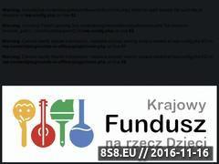 Miniaturka domeny naukowcy.org