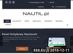 Miniaturka domeny nautil.pl