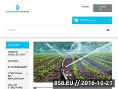 Miniaturka domeny nawadnianie-sklep.eu