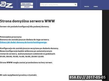 Zrzut strony NaZielono.pl - projektowanie, pielęgnacja ogrodów Kraków