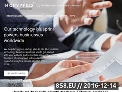 Thumbnail of A Technology and Web Development - NCrypted Technologies Website