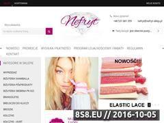 Miniaturka domeny www.nefryt-sklep.pl