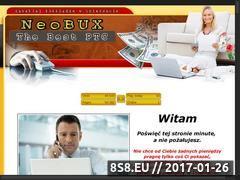 Miniaturka domeny www.neobux.pl