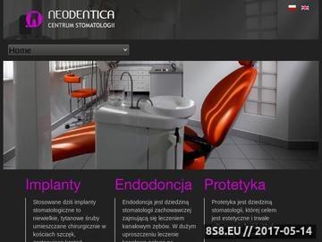 Zrzut strony Implanty Gdańsk