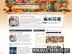 Miniaturka domeny www.neotravel.pl