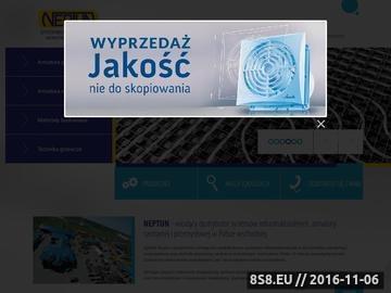 Zrzut strony Pokrycia dachowe Lublin - Neptun