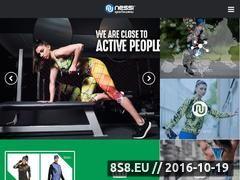 Miniaturka domeny www.nessi-sport.pl