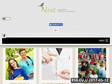 Zrzut strony Poznań - nocleg