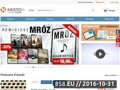 Miniaturka domeny net.kiosk.nexto.pl