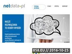 Miniaturka domeny netdata.pl