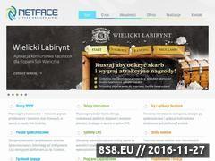 Miniaturka domeny netface.pl