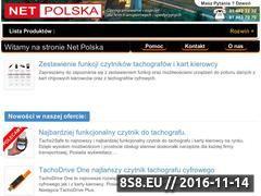 Miniaturka domeny www.netpolska.com