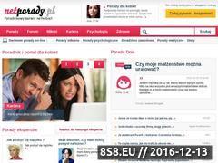 Miniaturka domeny www.netporady.pl