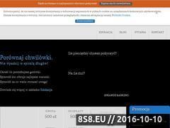 Miniaturka domeny netpozyczka.pl