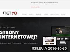 Miniaturka domeny www.netyo.pl
