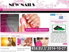 Miniaturka domeny new-nails.com