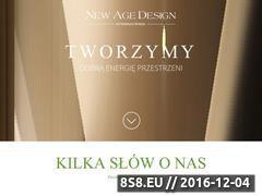 Miniaturka domeny www.newagedesign.pl