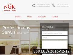 Miniaturka domeny ngksc.pl