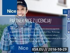 Miniaturka domeny www.nice.pl
