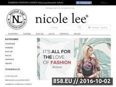 Miniaturka domeny nicolelee.pl