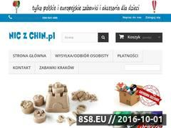 Miniaturka domeny niczchin.pl