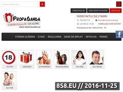 Miniaturka domeny www.niecenzuralne.pl