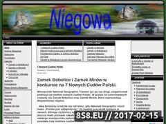 Miniaturka domeny www.niegowa.eu
