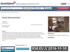 Miniaturka domeny nieruchomosci-brukar.sprzedajemy.pl