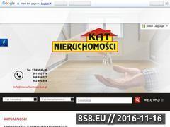 Miniaturka domeny www.nieruchomosci-kat.pl
