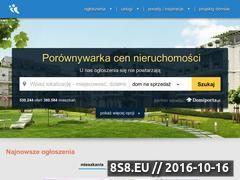 Miniaturka domeny nieruchomosci.nf.pl