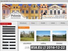 Miniaturka domeny nieruchomoscipolonia.pl