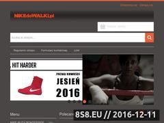 Miniaturka domeny nikedowalki.pl