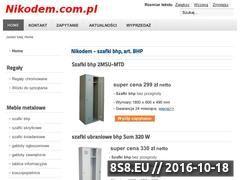 Miniaturka domeny www.nikodem.com.pl
