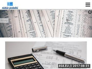 Zrzut strony Biuro rachunkowe Chorzów - Agnieszka Radwan